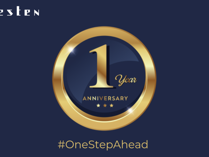 One Step ahead: Quick look back on our 1st year anniversary, future plans, and more.